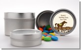 Horse - Custom Birthday Party Favor Tins