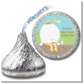 Humpty Dumpty - Hershey Kiss Baby Shower Sticker Labels