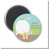 Humpty Dumpty - Personalized Baby Shower Magnet Favors