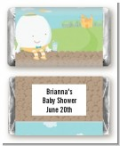 Humpty Dumpty - Personalized Baby Shower Mini Candy Bar Wrappers