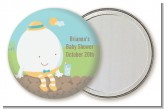 Humpty Dumpty - Personalized Baby Shower Pocket Mirror Favors