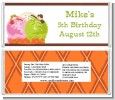 Ice Cream - Personalized Birthday Party Candy Bar Wrappers thumbnail