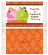 Ice Cream - Personalized Popcorn Wrapper Birthday Party Favors thumbnail