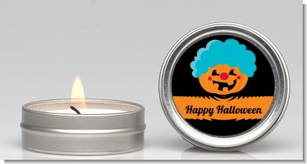 Jack O Lantern Clown - Halloween Candle Favors