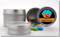 Jack O Lantern Clown - Custom Halloween Favor Tins