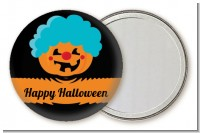 Jack O Lantern Clown - Personalized Halloween Pocket Mirror Favors