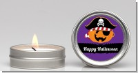 Jack O Lantern Pirate - Halloween Candle Favors