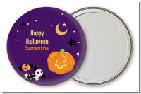 Jack O Lantern - Personalized Halloween Pocket Mirror Favors