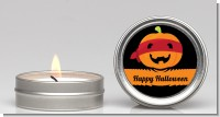 Jack O Lantern Superhero - Halloween Candle Favors