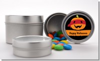 Jack O Lantern Superhero - Custom Halloween Favor Tins