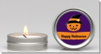 Jack O Lantern Witch - Halloween Candle Favors