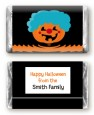Jack O Lantern Clown - Personalized Halloween Mini Candy Bar Wrappers thumbnail