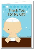 Jewish Baby Boy - Baby Shower Thank You Cards