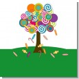 Candy Tree Birthday Party Theme thumbnail