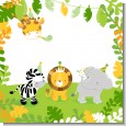 Jungle Party Baby Shower Theme thumbnail