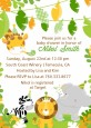 Jungle Party - Baby Shower Invitations thumbnail