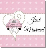 Just Married Bridal Theme