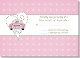 Just Married - Bridal Shower Response Cards