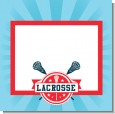 Lacrosse Birthday Party Theme thumbnail