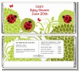 Ladybug - Personalized Baby Shower Candy Bar Wrappers thumbnail