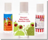 Ladybug - Personalized Baby Shower Hand Sanitizers Favors