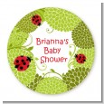 Ladybug - Personalized Baby Shower Table Confetti thumbnail