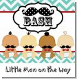 Little Man Mustache Baby Shower Theme thumbnail