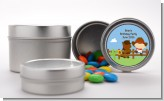 Little Cowboy - Custom Baby Shower Favor Tins