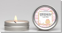 Little Girl Nurse On The Way - Baby Shower Candle Favors