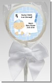 Little Doctor On The Way - Personalized Baby Shower Lollipop Favors
