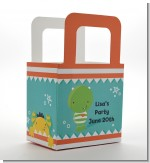 Little Monster - Personalized Baby Shower Favor Boxes