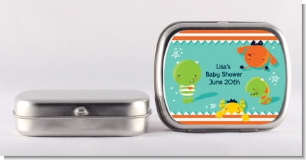 Little Monster - Personalized Baby Shower Mint Tins