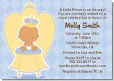 Little Prince Hispanic - Baby Shower Invitations