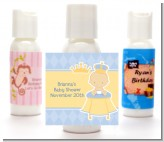 Little Prince - Personalized Baby Shower Lotion Favors
