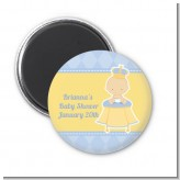 Little Prince - Personalized Baby Shower Magnet Favors