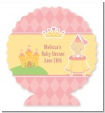 Little Princess - Personalized Baby Shower Centerpiece Stand
