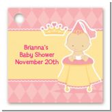 Little Princess - Personalized Baby Shower Card Stock Favor Tags