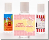 Little Princess - Personalized Baby Shower Hand Sanitizers Favors