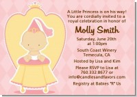Little Princess - Baby Shower Invitations