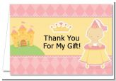 Little Princess - Baby Shower Thank You Cards