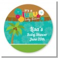 Luau - Personalized Baby Shower Table Confetti thumbnail