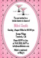 Martini Glasses - Bridal Shower Invitations thumbnail