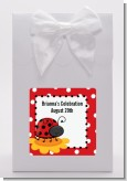 Modern Ladybug Red - Baby Shower Goodie Bags