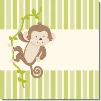 Monkey Birthday Party Theme