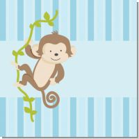 Monkey Boy Birthday Party Theme