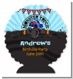 Monster Truck - Personalized Birthday Party Centerpiece Stand thumbnail