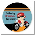 Motorcycle Baby - Personalized Baby Shower Table Confetti thumbnail