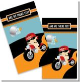 Motorcycle Baby - Baby Shower Scratch Off Game Tickets
