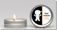 Mummy Costume - Halloween Candle Favors
