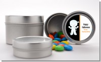 Mummy Costume - Custom Halloween Favor Tins